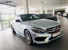 Siêu xe Mercedes C300 AMG chỉ đăng ký, chưa lăn bánh xuống đường!  Giá 1 tỷ 889 triệu