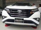 Bán Toyota Rush mới, đặt hàng nhận xe sớm