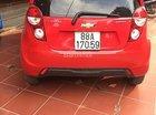 Cần bán Chevrolet Spark năm sản xuất 2017, màu đỏ, xe chính chủ nữ sử dụng
