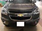 Cần bán xe Chevrolet Colorado LTZ 2.8L 4x4 MT đời 2013, màu xám, nhập khẩu nguyên chiếc