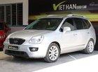 Cần bán Kia Carens EX 2.0MT sản xuất 2014, màu bạc, giá chỉ 408 triệu