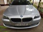 Cần bán gấp BMW 523i đời 2010, màu bạc, nhập khẩu