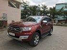 Cần bán Ford Everest Titanium đời 2016, màu đỏ, nhập khẩu Thái