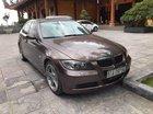 Cần bán lại xe BMW 3 Series 325i sản xuất năm 2007, màu nâu