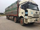 Bán xe tải thùng 4 chân Faw nhập khẩu đã qua sử dụng, tải trọng 17,9T