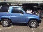 Gia đình bán Daihatsu Feroza sản xuất 1995, màu xanh lam