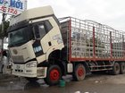 Nghệ An bán xe tải 4 chân nhập khẩu máy 355 thùng cao 2,6m, đời 2013