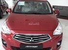 Bán Mitsubishi Attrage đời 2018, màu đỏ, nhập khẩu nguyên chiếc, hỗ trợ vay 80%