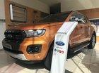 Ford Ranger 2018, xe giao ngay, đủ phiên bản, tặng kèm nắp thùng, lót thùng, bảo hiểm