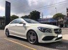 Cần bán Mercedes CLA250 đăng ký 2018, màu trắng, xe nhập