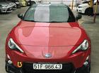 Cần bán Toyota FT 86 đời 2012 màu đỏ, 1 tỷ 050 triệu, nhập khẩu nguyên chiếc, mua mới lăn bánh 2015