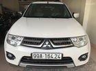 Cần bán xe Mitsubishi Pajero Sport MT sản xuất năm 2016, màu trắng