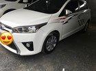 Cần bán lại xe Toyota Yaris 1.5G 2017, màu trắng, nhập khẩu