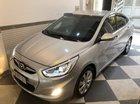 Bán xe Hyundai Accent 1.4 AT sản xuất 2012, màu bạc, xe nhập còn mới
