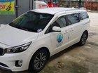 Bán xe Kia Sedona đời 2017, màu trắng, giá 950tr