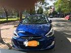 Bán Hyundai Accent 1.4 AT sản xuất 2016, màu xanh lam, nhập khẩu