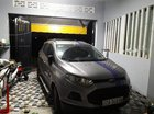 Cần bán Ford EcoSport Black Edition đời 2017, màu bạc, xe chính chủ đk lần đầu