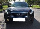Cần bán gấp xe Infiniti QX70, Sx 2015, động cơ 3.7, số tự động, màu nâu đất, zin cực zin