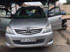 Cần bán xe Toyota Innova 2008, màu bạc