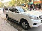 Cần bán Nissan Navara E 2.5MT 2016, màu trắng, nhập khẩu Thái Lan chính chủ