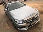 Cần bán xe Mercedes C300 AMG sản xuất 2017, màu bạc