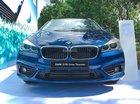 Bán xe BMW 2 Series 218i Gran Tourer năm sản xuất 2018, màu xanh lam, nhập khẩu