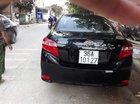 Cần bán gấp Toyota Vios đời 2014, màu đen như mới, giá tốt