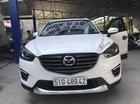 Cần bán Mazda CX 5 2.0AT đời 2017, màu trắng, nhập khẩu nguyên chiếc