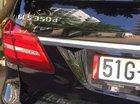 Bán GLS350D nhập khẩu, màu đen, nội thất da màu kem