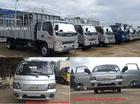 Dòng xe tải Jac 1t25, hỗ trợ trả góp 70-90%