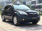 Bán ô tô Honda CR V LX 2.4AT 2008, màu đen