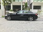 Bán Mercedes C300 AMG 2016 màu đen, nội thất kem