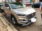 Bán Hyundai Tucson CRDI sản xuất năm 2017, màu vàng cát