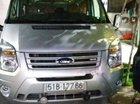 Cần bán lại xe Ford Transit MT đời 2015, xe nhà ít đi