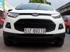 Bán Ford EcoSport Titanium 1.5AT năm sản xuất 2017, màu trắng, xe mới từng con ốc, cam kết km chuẩn