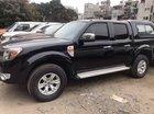 Cần bán gấp Ford Ranger AT 2009, màu đen, xe gia đình sử dụng