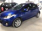 Bán Mazda 2 màu xanh tiger, số sàn 5 cửa, sản xuất 2012, lăn bánh 2014, biển Sài Gòn, đi đúng 32000km