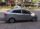 Bán gấp Hyundai Grand i10 màu bạc đời 2016. Xe số sàn