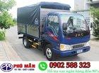 Báo giá xe tải Jac 2T4 - hỗ trợ vay cao tặng 100% phí trước bạ