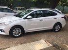Bán Hyundai Accent AT màu trắng xe giao ngay trước Tết, tặng bộ phụ kiện có giá trị, hỗ trợ vay cao lãi suất tốt. LH: 0903175312