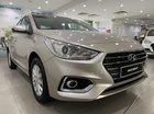 Hyundai Accent AT TC vàng be xe giao ngay trước tết, tặng bộ phụ kiện có giá trị, hỗ trợ vay cao lãi suất tốt. LH: 0903175312