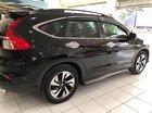 Bán xe Honda CR V 2.4 AT sản xuất năm 2016, màu đen, 930tr