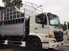 Cần bán xe tải chở xe máy, Hino FG8JPSU sản xuất năm 2018, màu trắng