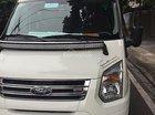 Bán Ford Transit Luxury đời 2016, màu trắng, chính chủ, giá 650tr