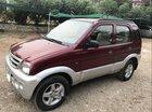 Bán xe Daihatsu Terios sản xuất năm 2004, màu đỏ, giá tốt