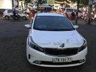 Bán xe Kia Cerato năm 2017, màu trắng, xe nhập số sàn