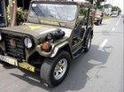 Bán xe Jeep A2 sản xuất 1980, màu xanh lục, giá chỉ 160 triệu