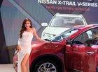Bán xe Nissan X trail SL đời 2018, màu đỏ