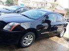 Bán Nissan Sentra năm sản xuất 2011, màu đen, nhập khẩu