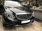 Bán Mercedes E200 sản xuất 2015, màu đen, xe đã qua sử dụng, biển Hà Nội